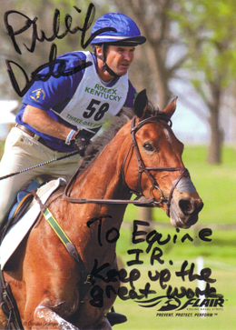 Phillip Dutton catches up with Equine IR
